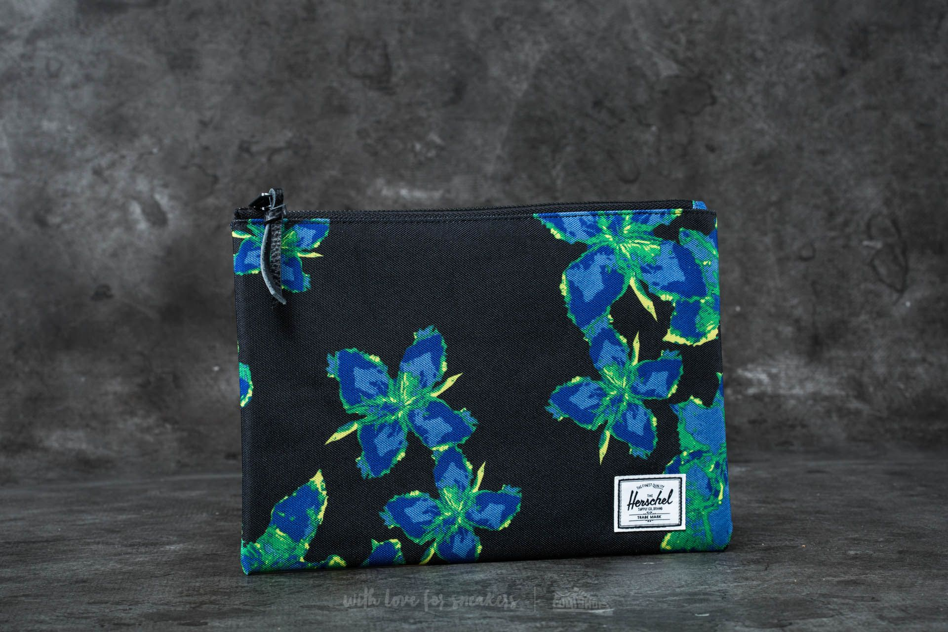 Herschel Supply Co. Network Pouch Neon Floral - 16526