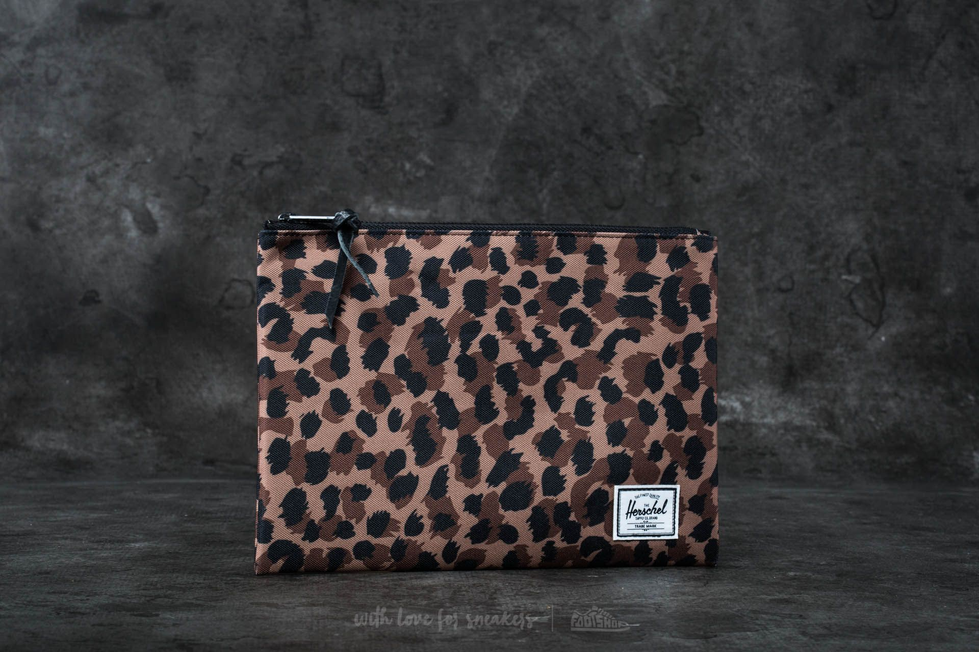 Herschel Supply Co. Network Pouch Leopard - 16531