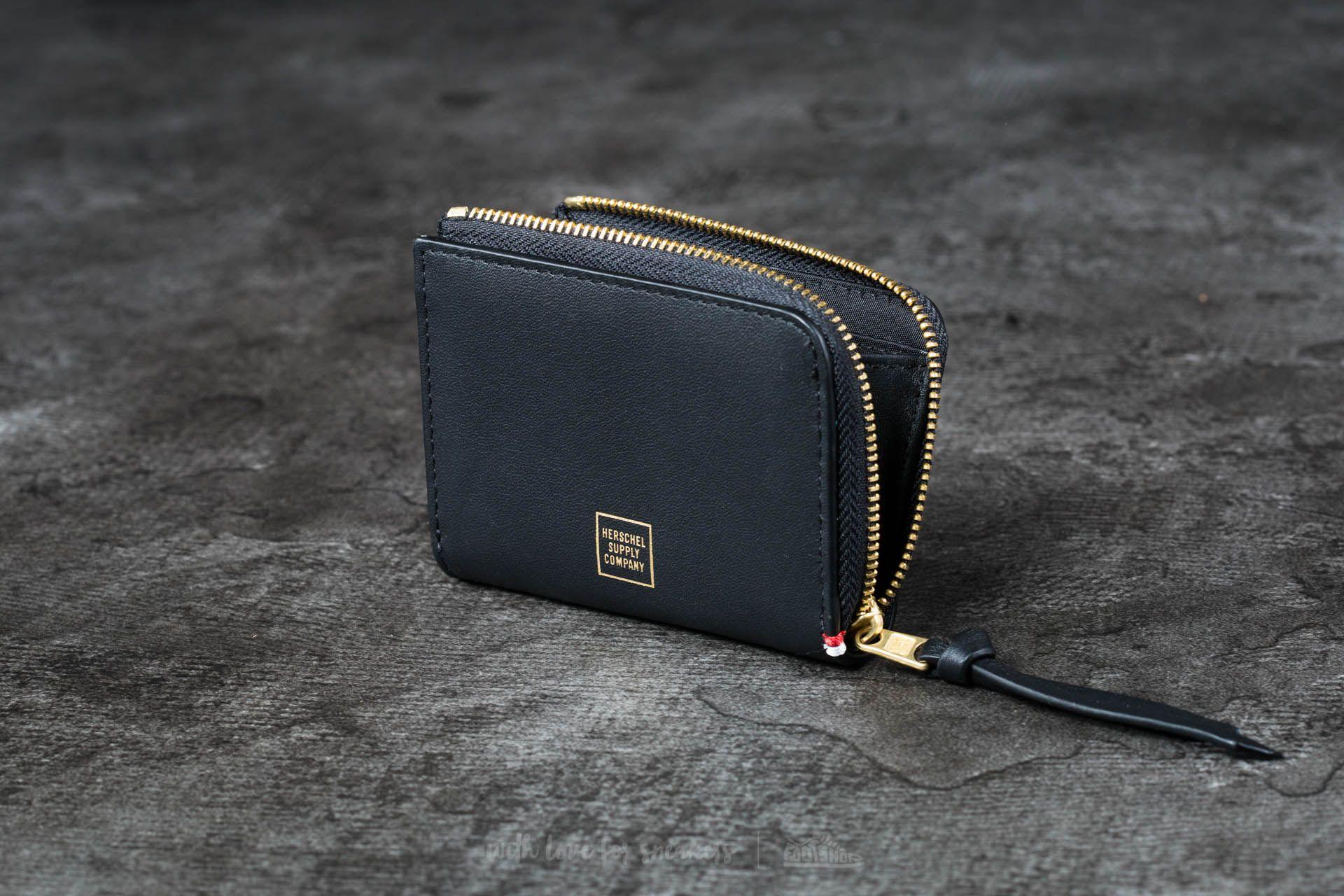 Herschel Supply Co. Lamont + Wallet Napa Black - 16559