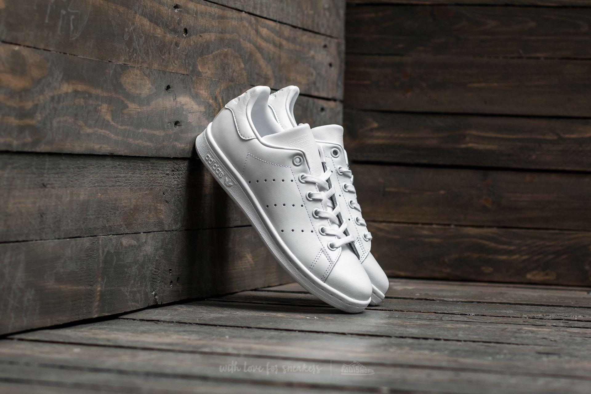 adidas Stan Smith J Ftw White/ Ftw White/ Ftw White - 16729