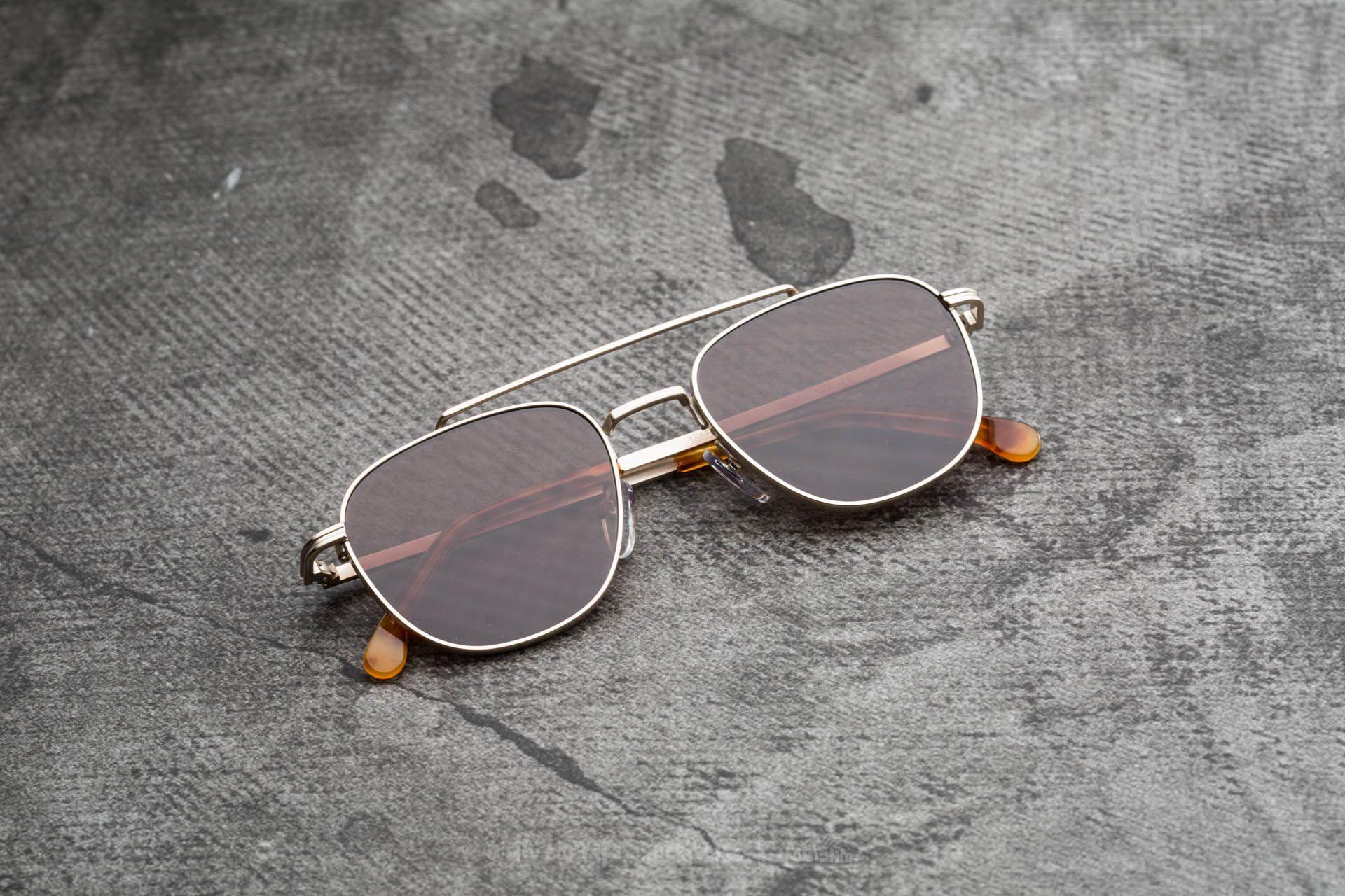 Komono Crafted Alex White Gold - 16758