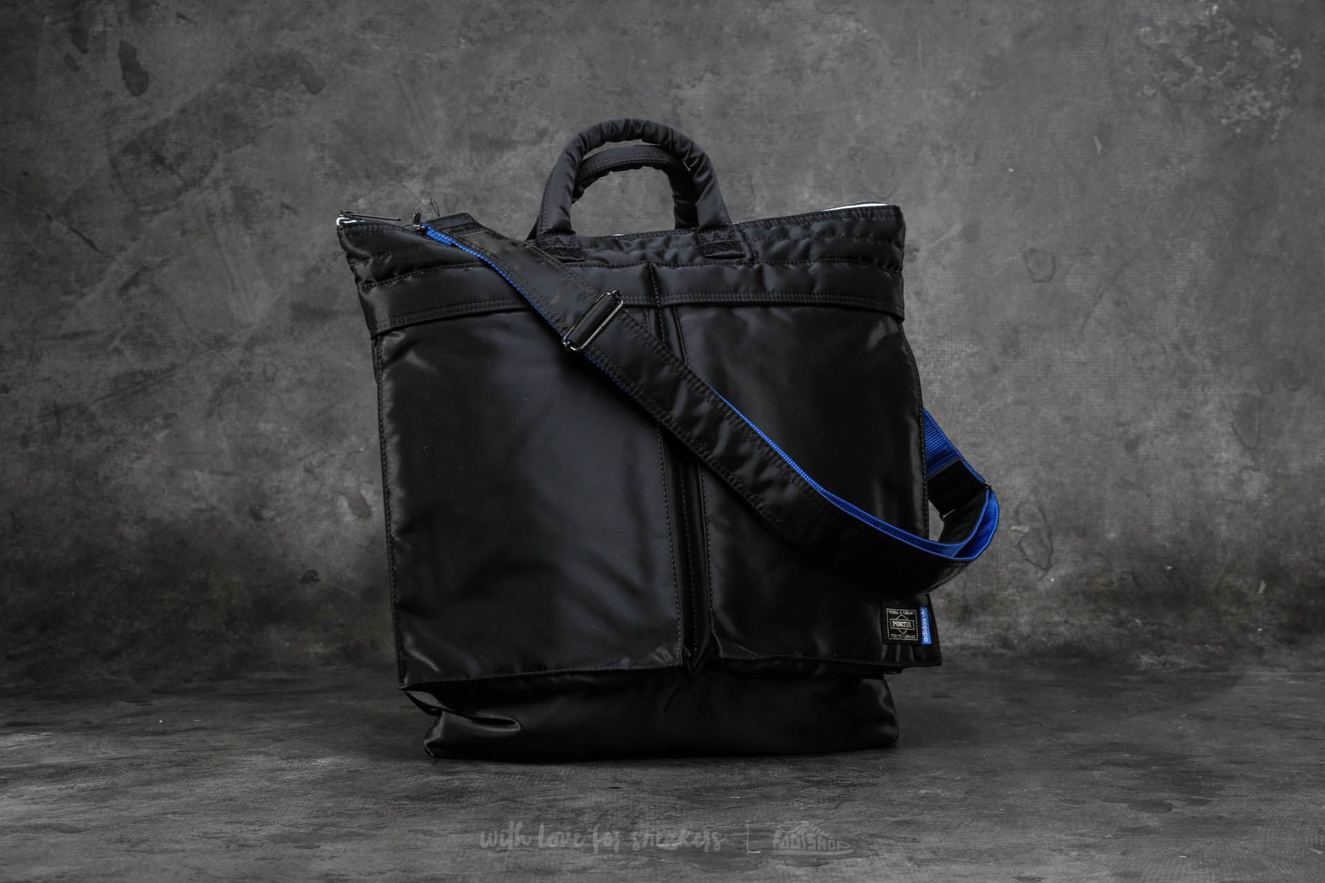 adidas x Porter Helmet Bag Black - 17033