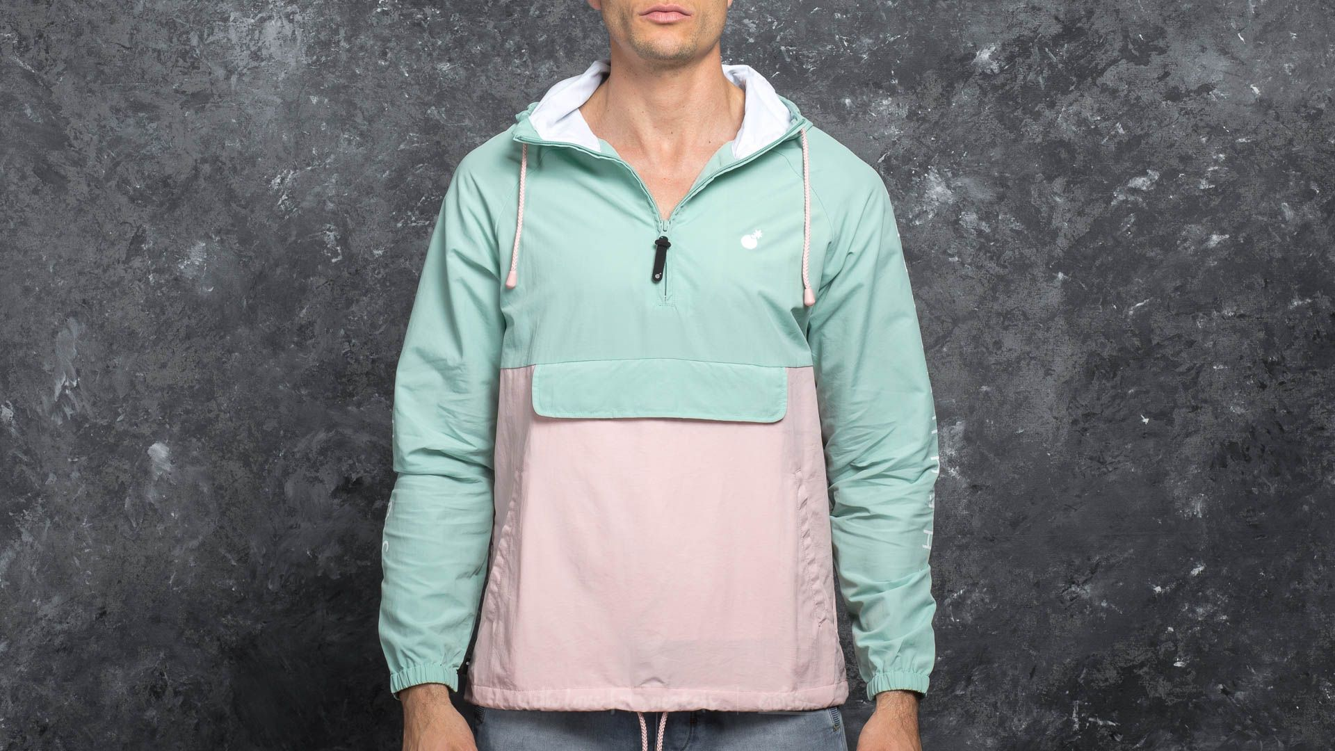 The Hundreds Dell Jacket Pale Turquoise - 17045