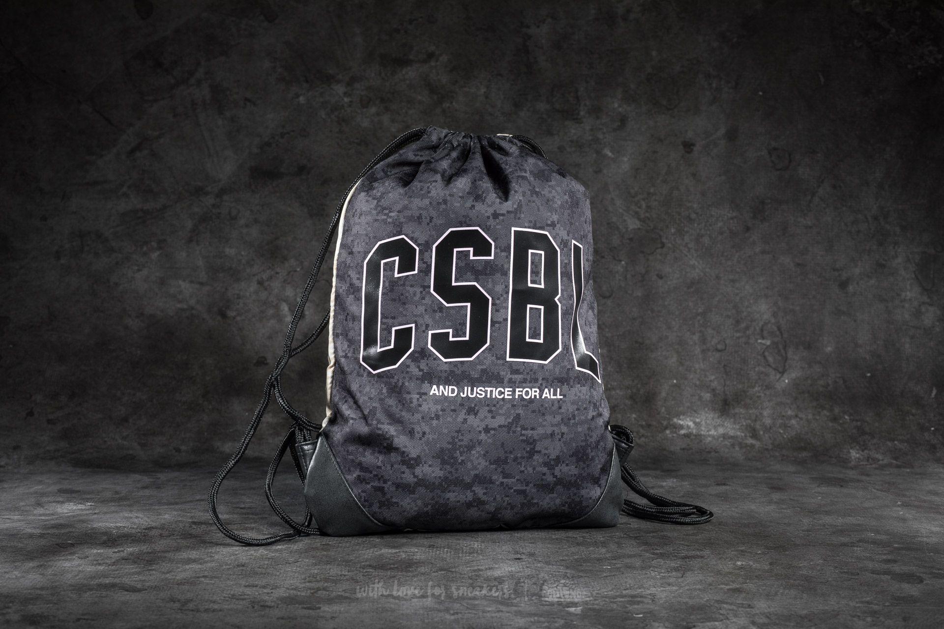 Cayler & Sons CSBL For All Gymbag Black - 17383