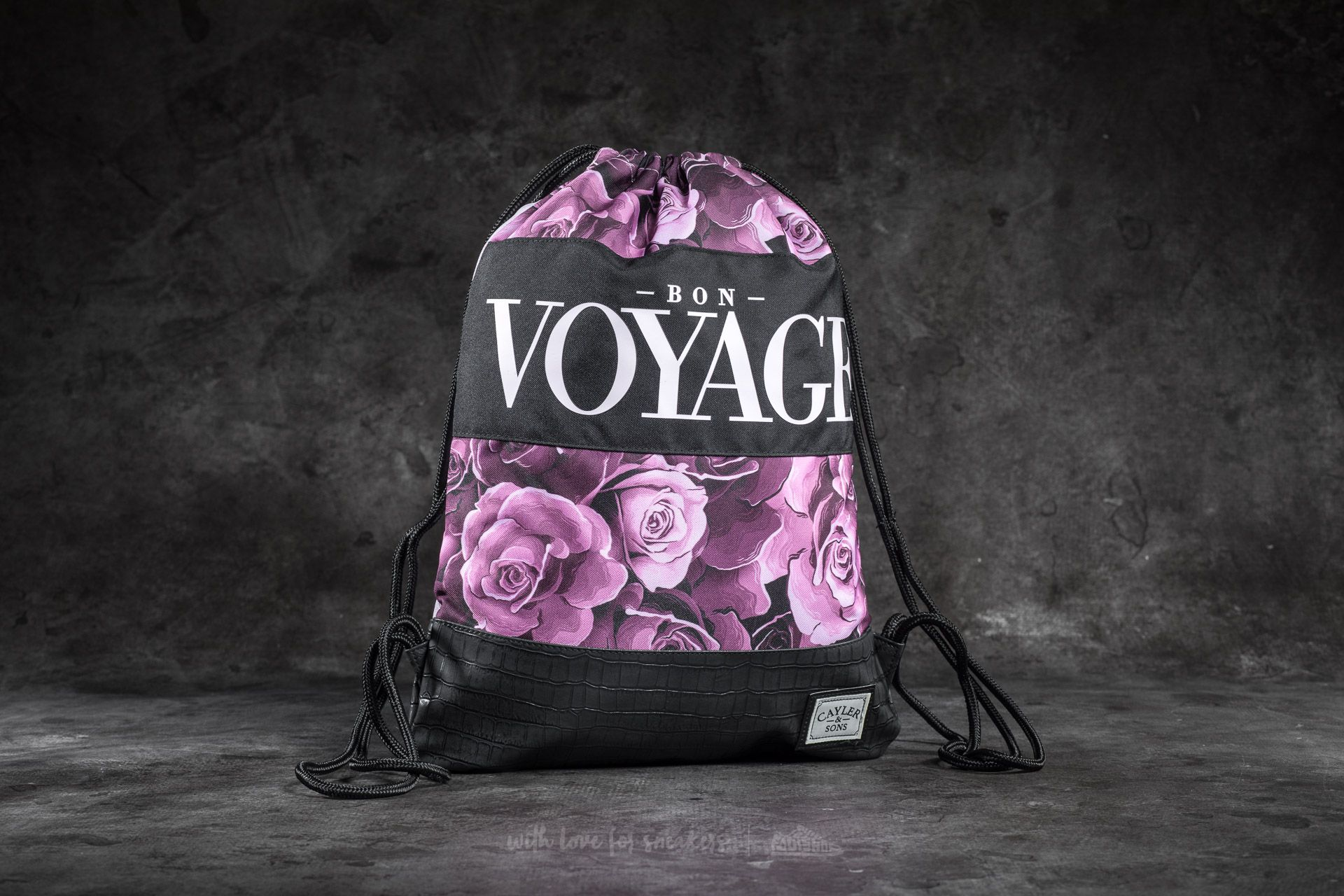 Cayler & Sons WL Bon Voyage Gym Bag Multicolor - 17405