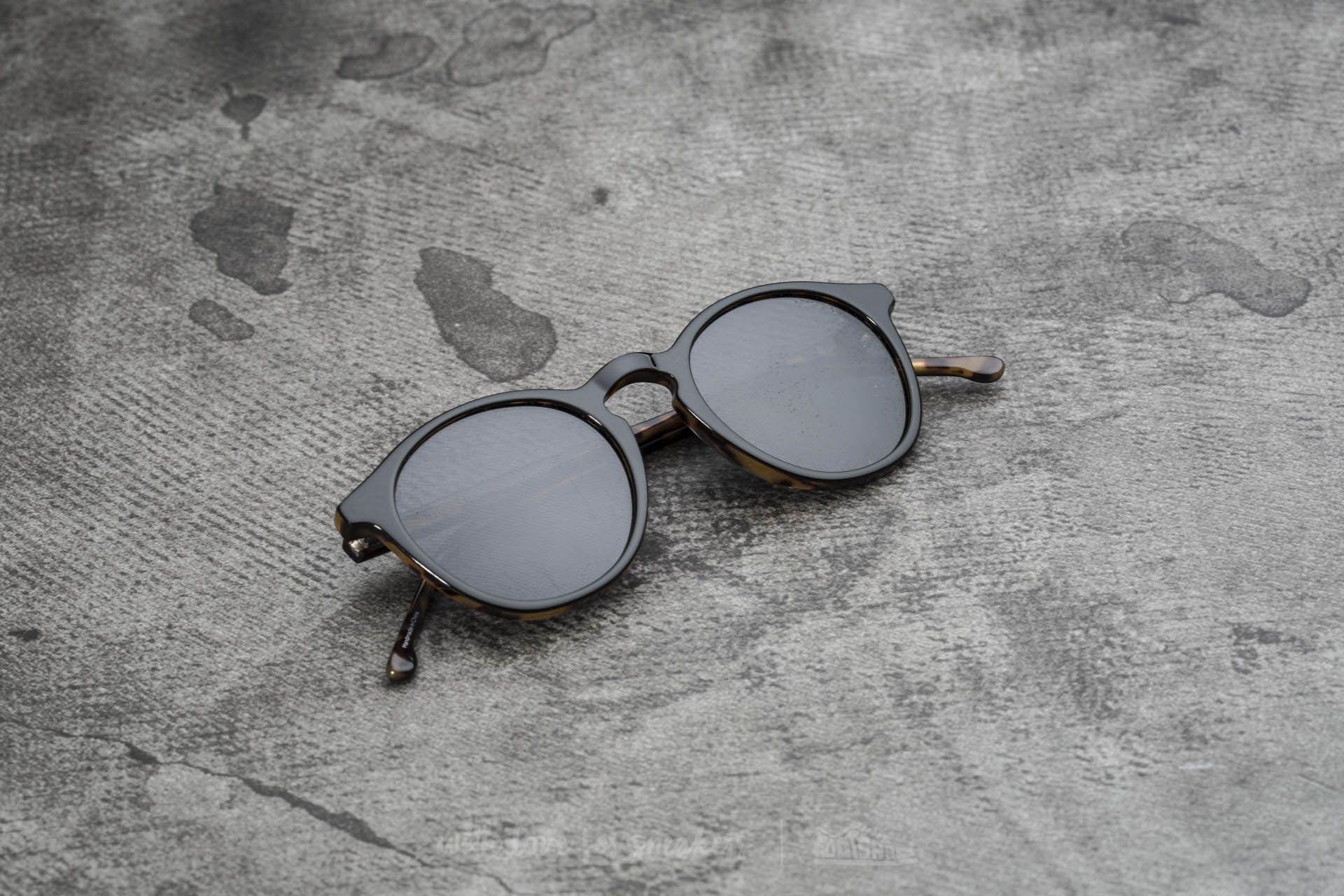 Komono Crafted Aston Black/ Tortoise - 17634