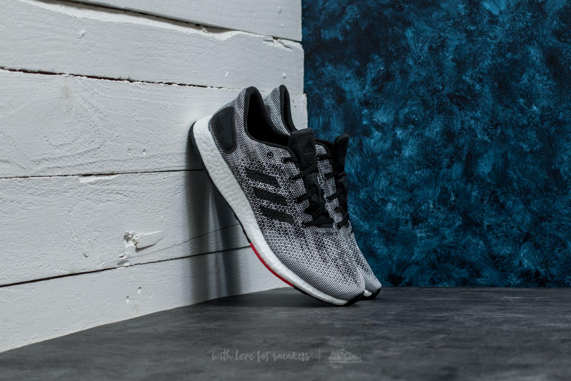 adidas PureBoost DPR Core Black/ Ftw White - 17704