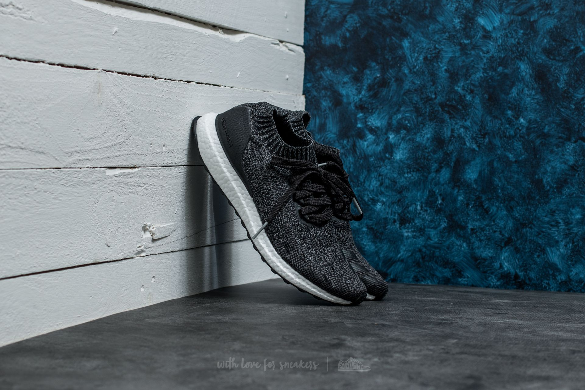 adidas UltraBoost Uncaged Core Black/ Dgh Solid Grey/ Grey Three - 17712
